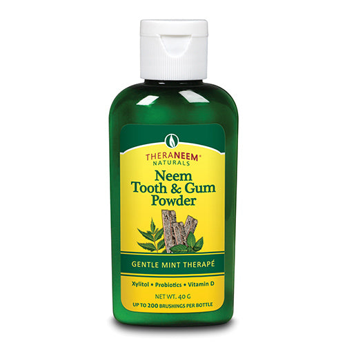 Neem Tooth and Gum Powder-Mint