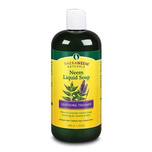 TheraNeem Naturals Liquid Soap Soothing Therape