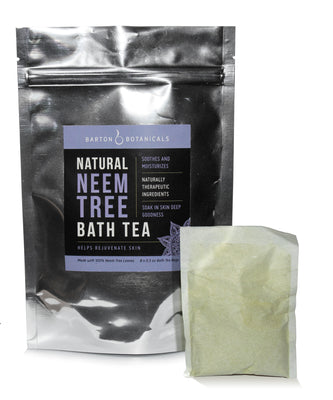 Barton Botanicals-Neem Tub Tea