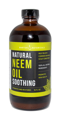 Barton Botanicals Pure Neem Oil, 16oz