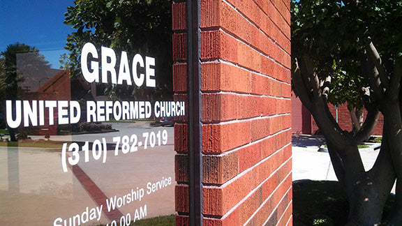 Grace URC in Torrance, California intends to issue a call