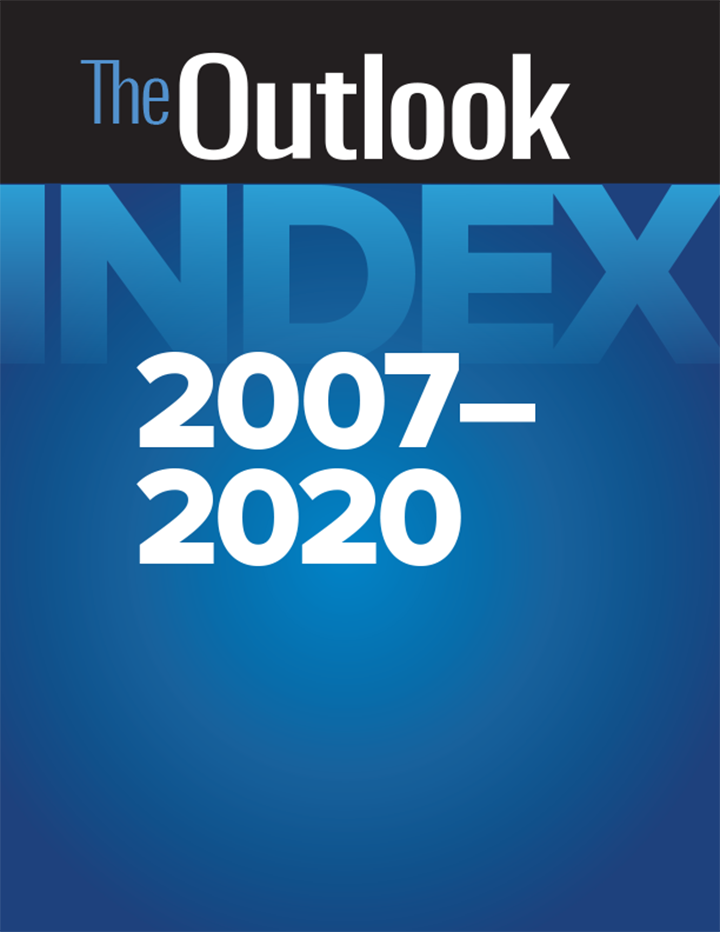 The Outlook: Indexes: 2007-2020