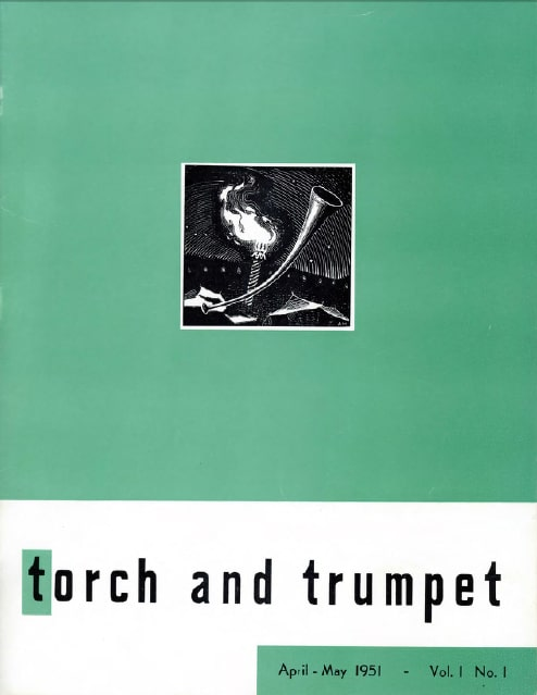 1951-01 Apr May Torch Trumpet Digital - Volume 1, Issue 1