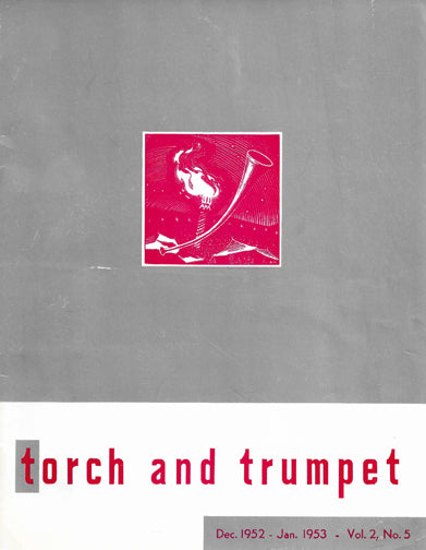 1952-05 Dec Jan Torch Trumpet Digital - Volume 2, Issue 5