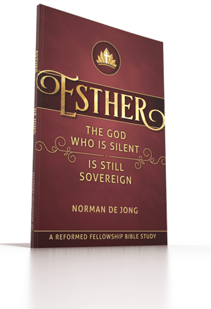 Esther The God Who Is Silent Is Still Sovereign