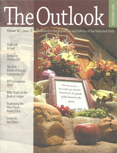 2008-10-November Outlook Digital - Volume 58 Issue 10