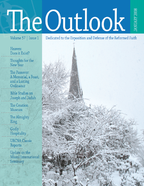 2008-01-January Outlook Digital - Volume 58 Issue 1