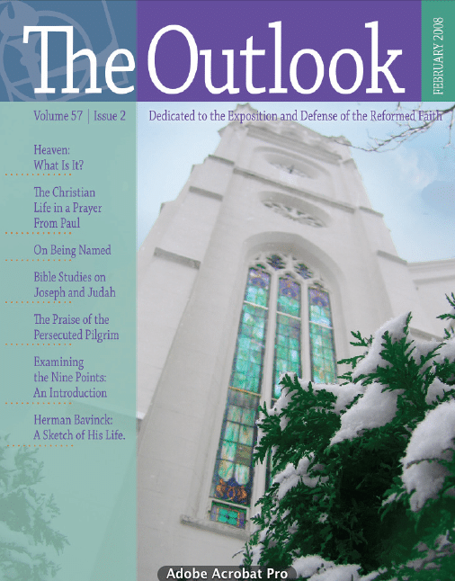 2008-02-February Outlook Digital - Volume 58 Issue 2
