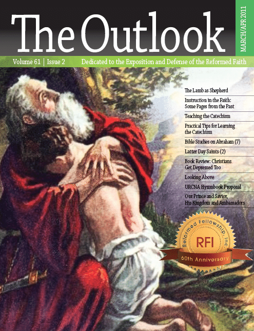 2011-2 Mar April Outlook Digital - Volume 61 Issue 2