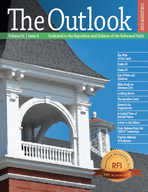 2011-4 July August Outlook Digital - Volume 61 Issue 4
