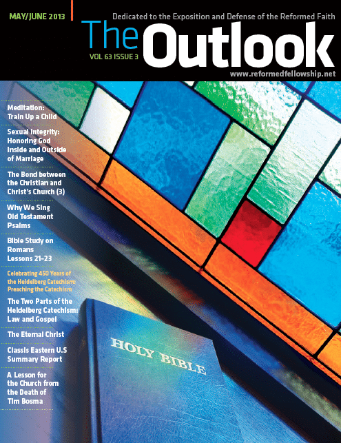 2013-3 May June Outlook Digital - Volume 63 Issue 3