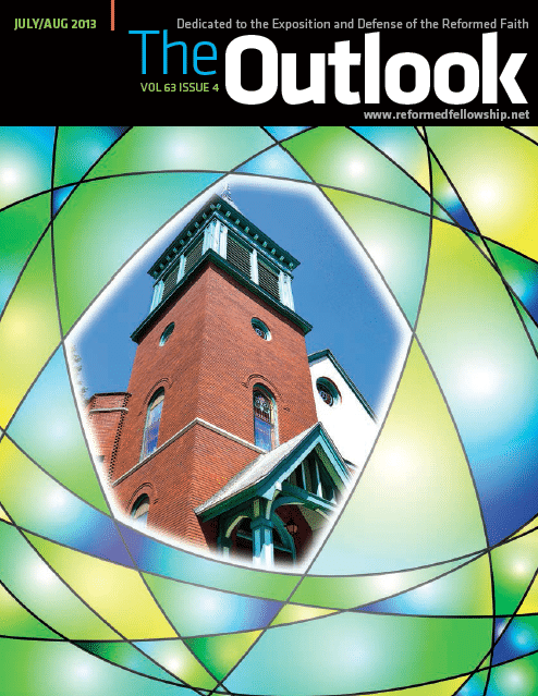 2013-4 July Aug Outlook Digital - Volume 63 Issue 4