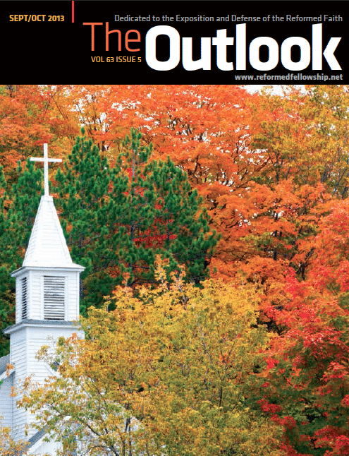2013-5 Sept Oct Outlook Digital - Volume 63 Issue 5