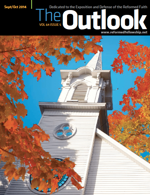 2014-5 Sept Oct Outlook Digital - Volume 64 Issue 5