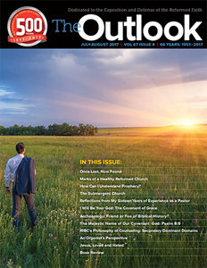 2017-4 July August Outlook Digital - Volume 67 Issue 4
