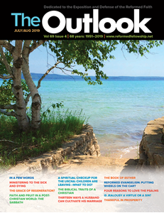 2019-4 July August Outlook Digital - Volume 69 Issue 4