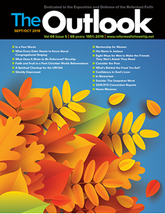 2019-5-September-October-Outlook-Digital - Volume 69 Issue 5