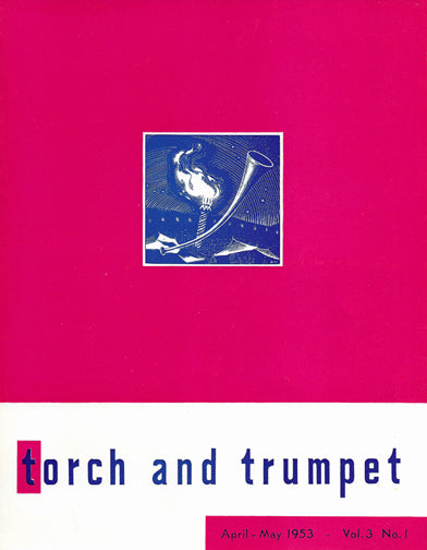 1953-01 April May Torch Trumpet Digital - Volume 3, Issue 1