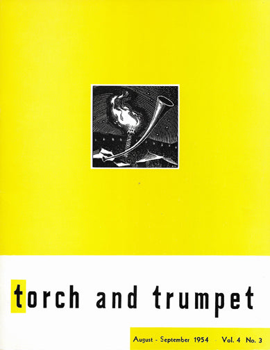 1954-03 August September Torch Trumpet Digital - Volume 4, Issue 3