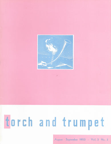 1953-03 August Sept Torch Trumpet Digital - Volume 3, Issue 3