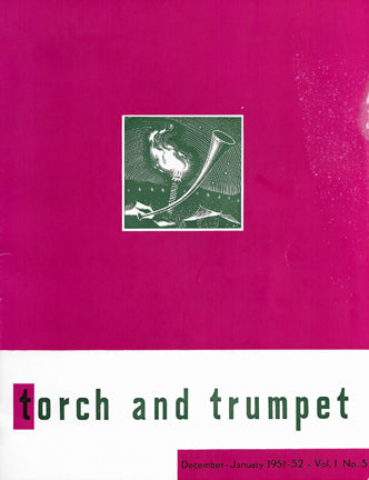 1951-05 Dec Jan Torch Trumpet Digital - Volume 1, Issue 5