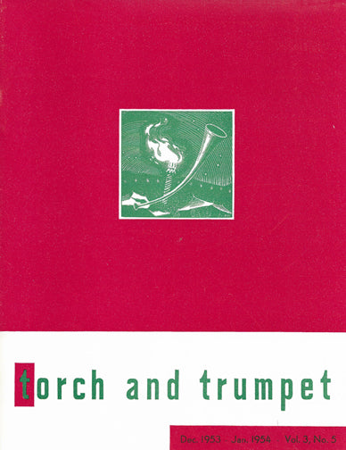 1953-05 December January Torch Trumpet Digital - Volume 3, Issue 5