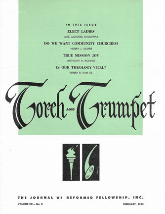 1958-09 February Torch Trumpet Digital - Volume 7, Issue 9