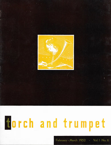 1952-06 Feb Mar Torch Trumpet Digital - Volume 1, Issue 6