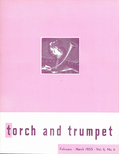 1955-06 February March Torch Trumpet Digital - Volume 4, Issue 6