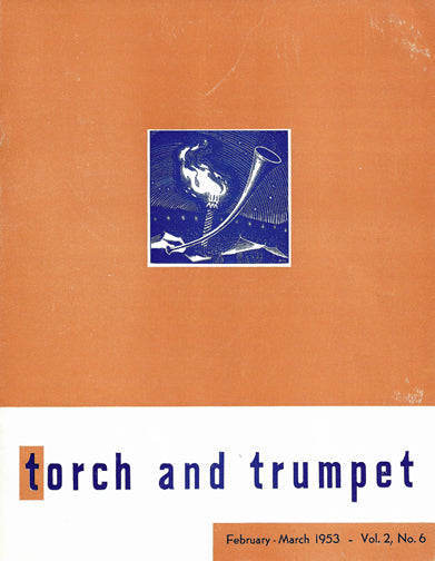 1953-06 Feb Mar Torch Trumpet Digital - Volume 2, Issue 6