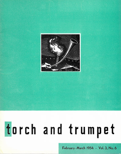 1954-06 February March Torch Trumpet Digital - Volume 3, Issue 6