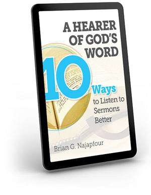 A Hearer of God's Word: Ten Ways to Listen to Sermons Better - eBook