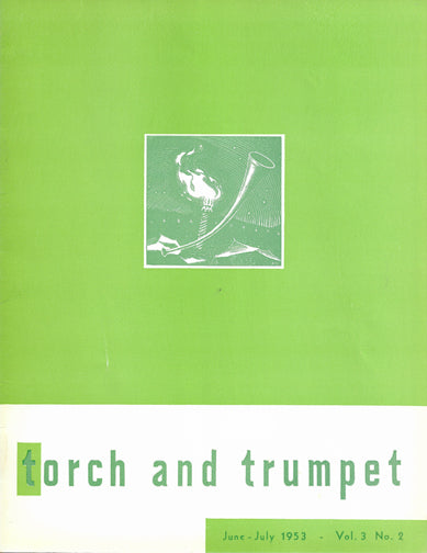 1953-02 June July Torch Trumpet Digital - Volume 3, Issue 2