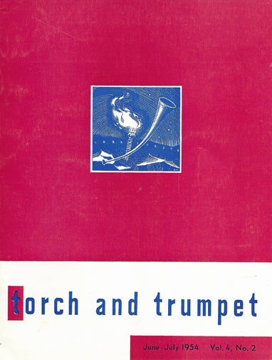 1954-02 June July Torch Trumpet Digital - Volume 4, Issue 2
