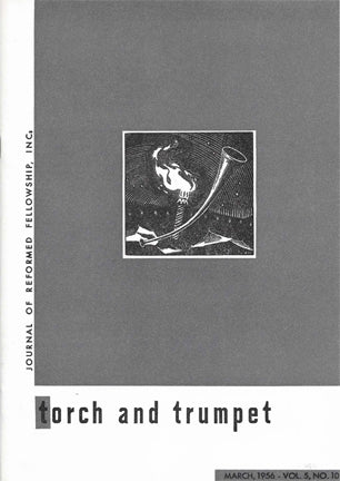 1956-10 March Torch Trumpet Digital - Volume 5, Issue 10