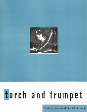 1954-04 October November Torch Trumpet Digital - Volume 4, Issue 4