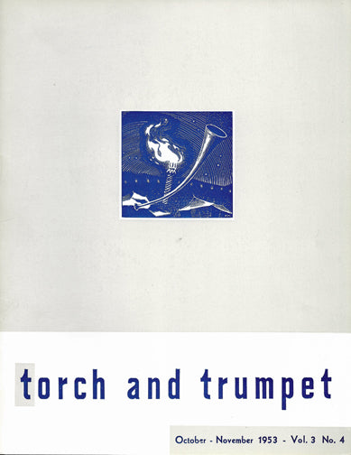 1953-04 October November Torch Trumpet Digital - Volume 3, Issue 4
