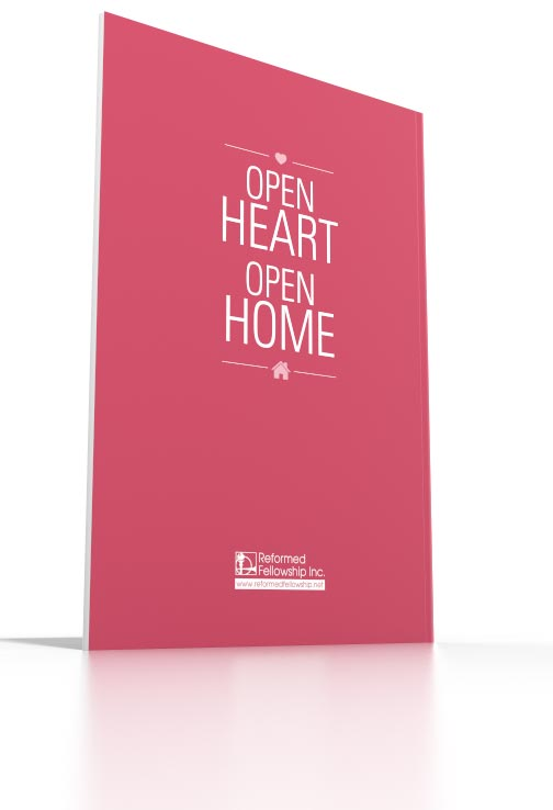 Open Heart, Open Home Reflections On Biblical Hospitality