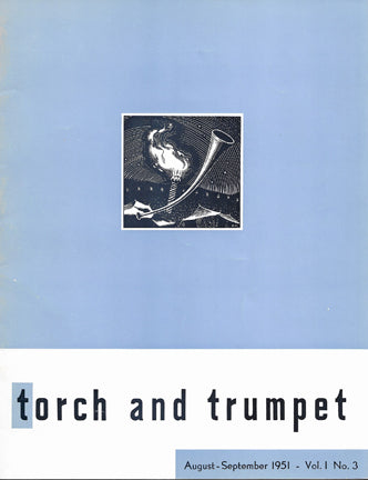 1951-03 Aug Sep Torch Trumpet Digital - Volume 1, Issue 3