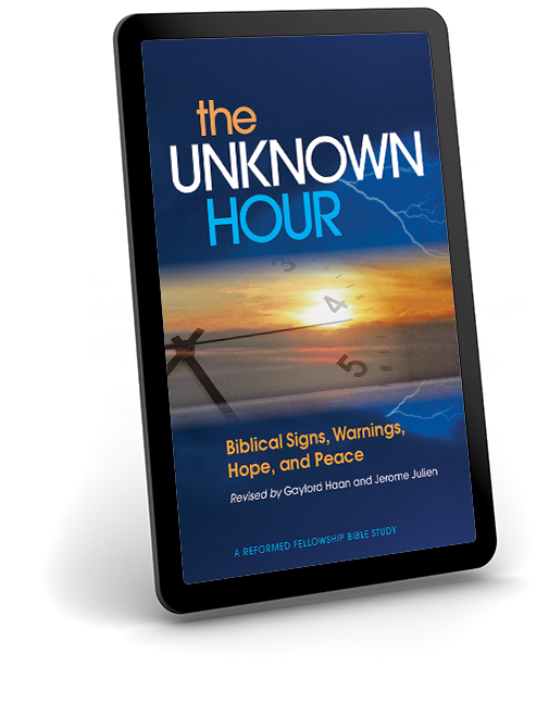 The Unknown Hour: Biblical Signs, Warnings, Hope and Peace - eBook