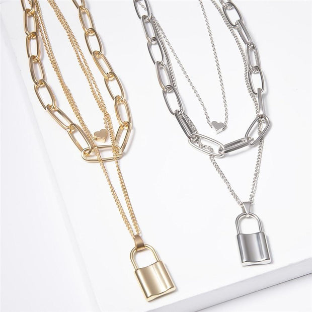 Cavaier Mark Necklace