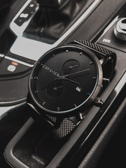 Cavaier Watch black Gent's Somber