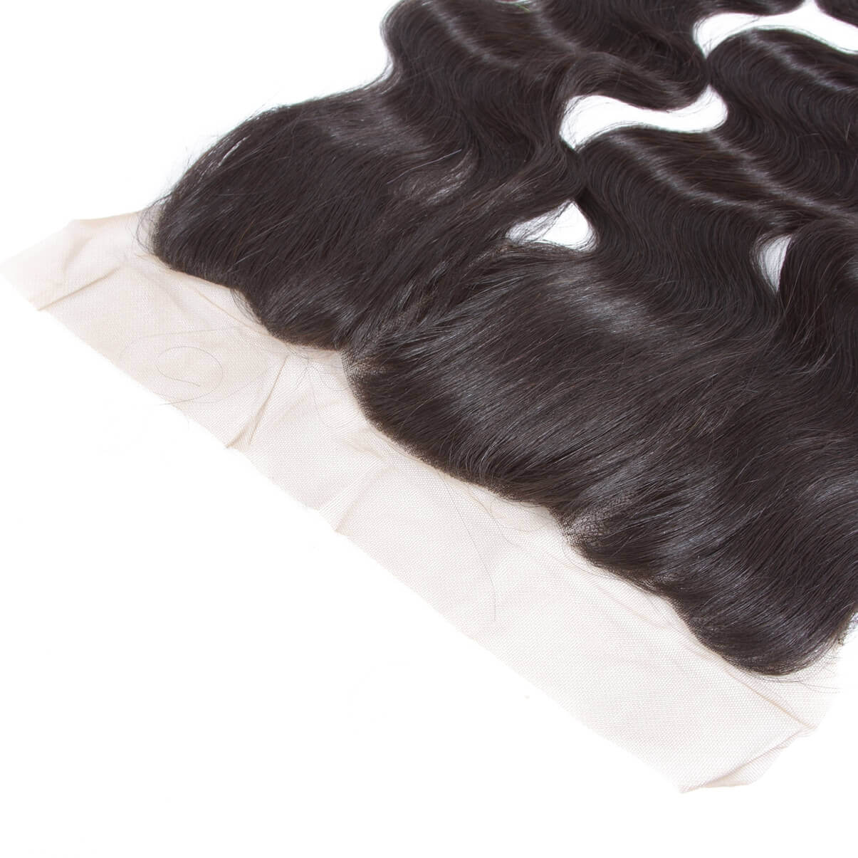 Lakihair Virgin Human Hair Brazilian Body Wave 4 Bundles With Lace Frontal Closure 13x4 Pre Plucked Ear To Ear Frontal