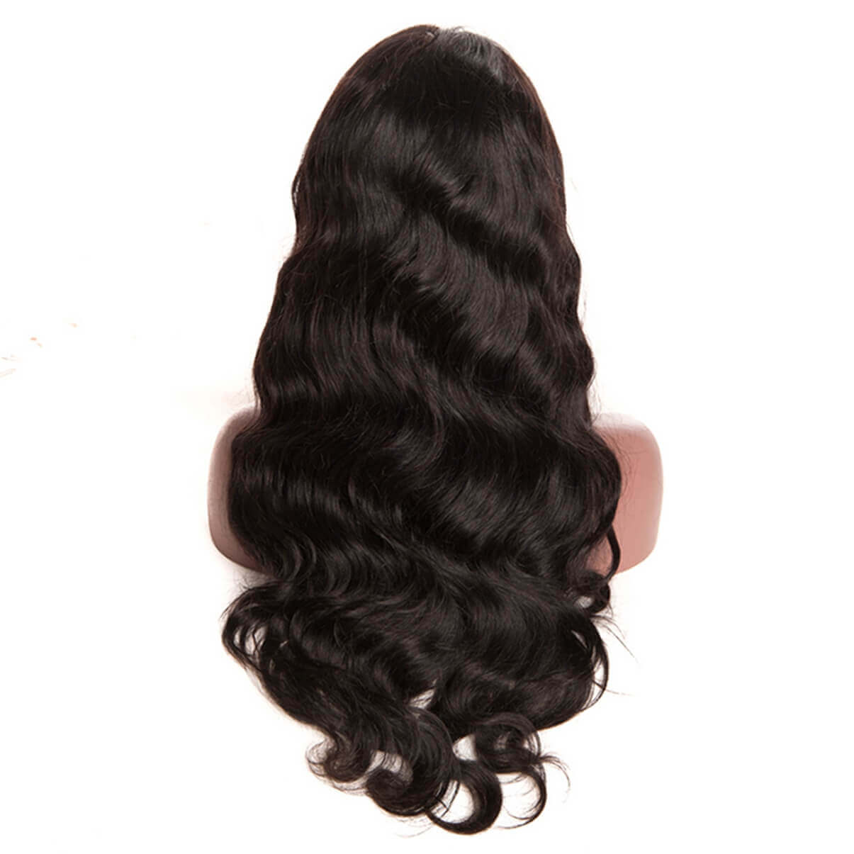 Lakihair Loose Wave Lace Front Wigs 180% Full Density 100% Virgin Human Hair Wigs With Baby Hair