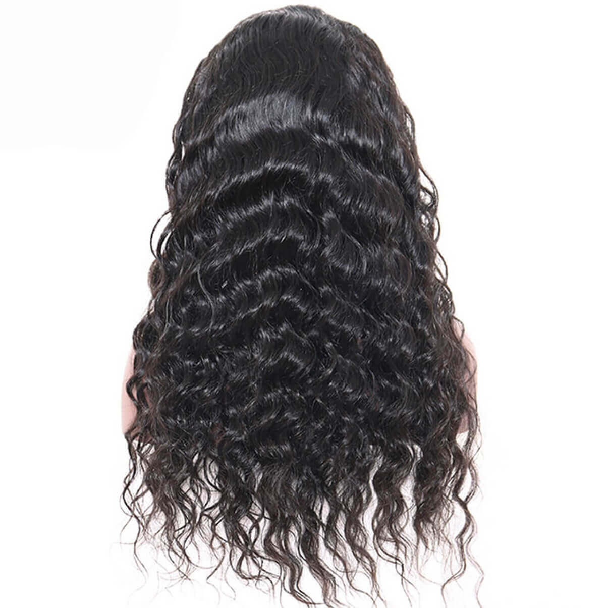 Lakihair Full Lace Virgin Human Hair Wigs Loose Wave 180% Density Pre Plucked With Baby Hair