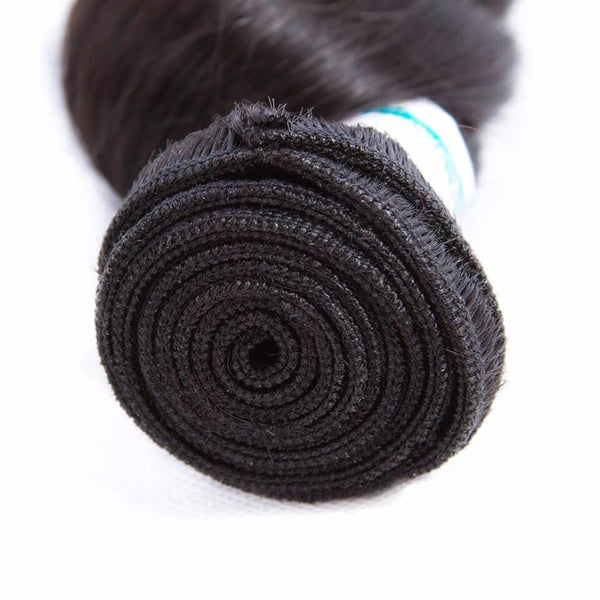 Lakihair 8A Peruvian Loose Wave Virgin Human Hair 3 Bundles Deals