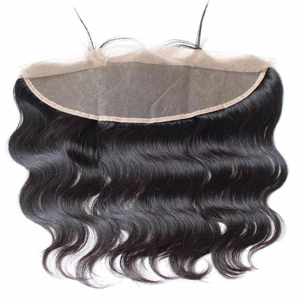 Lakihair 8A Ear To Ear Brazilian Body Wave Lace Frontal 13x4 Hairline With Baby Hair