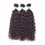 Lakihair 10A Brazilian 4 Bundles Unprocessed Real Virgin Human Hair Water Wave Hair Weaving
