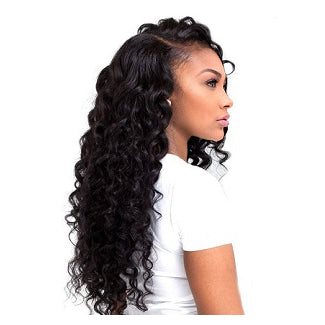 Lakihair 8A Natural Wave Lace Front Wigs 150% Density Pre Plucked With Baby Hair