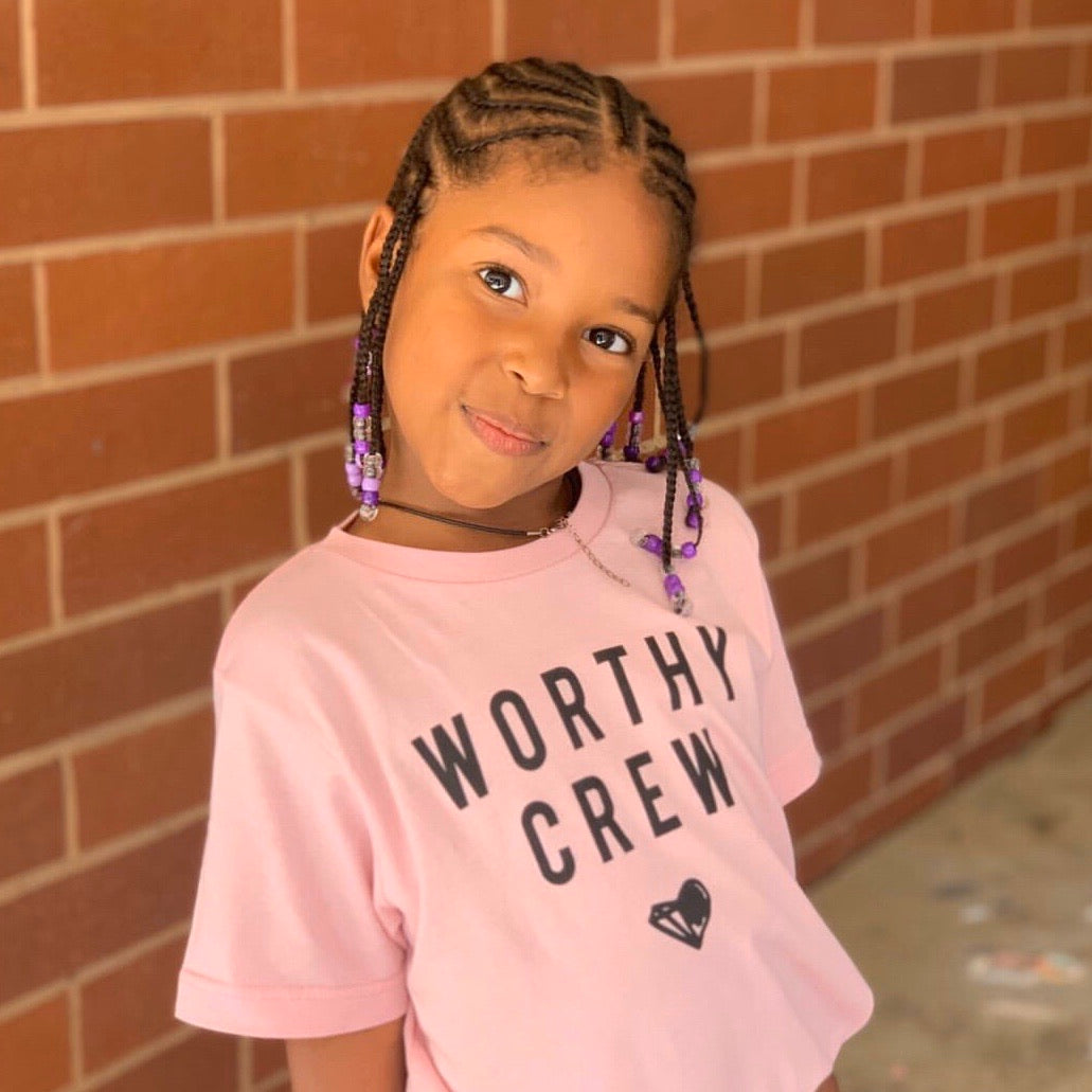 Worthy Crew Kids Tee (Limited Qty)